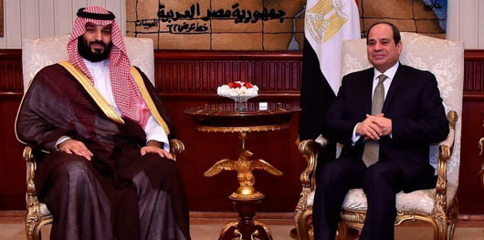 Peace deal: Saudis, Egypt reportedly encouraging Arab-Israel trade ties