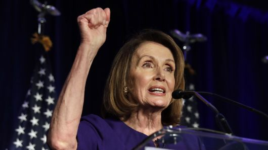 Pelosi: 'San Francisco values, that's what we're all about'