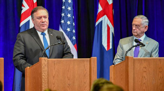 Pompeo, Mattis warn Senate on regional impact of weakened Saudi ties