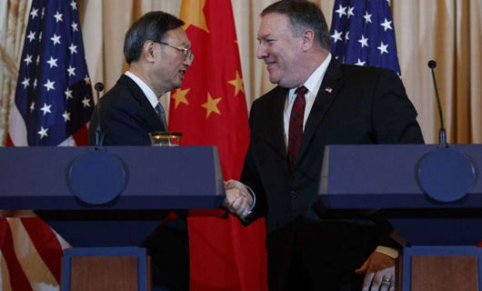 U.S. issued unprecedented demand to China on missiles in South China Sea