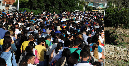 UN: Venezuela's migrant exodus up to 3 million