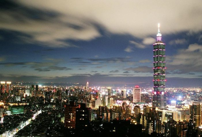 Efforts by China to suppress dynamic 'rogue' state Taiwan have utterly failed