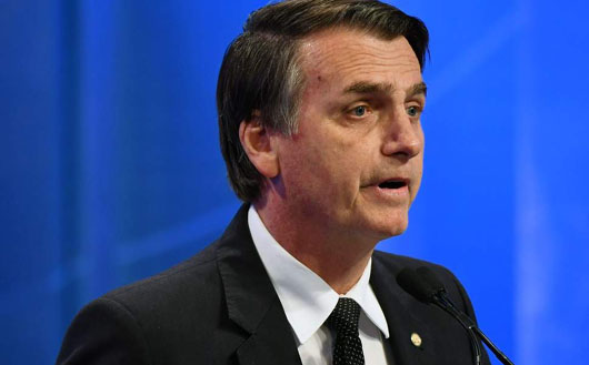 New Brazilian president to allow gun ownership to 'every honest citizen'