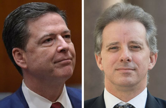 FBI said to classify evidence that it doubted 'dossier' before seeking FISA warrant