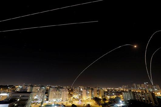 Pompeo blasts UN failure to condemn Hamas rocket barrage; Bahrain hits Hizbullah tunnels