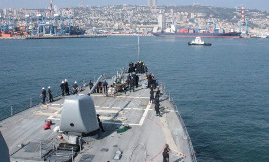 Chinesedeal may change U.S. Navy ops at Israel's port in Haifa