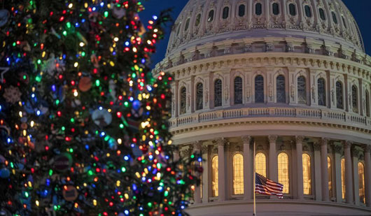 On conservatives' Christmas wish list: Keep government shut down, fire Mueller . . .