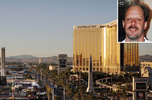 Statement by Las Vegas policeman cites multiple active shooters on Oct. 1, 2017