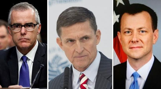 McCabe said to rush Flynn's FBI interview without attorney; Judge orders review