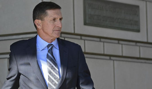 Mueller applauds Flynn as 'exemplary' after ruining his life