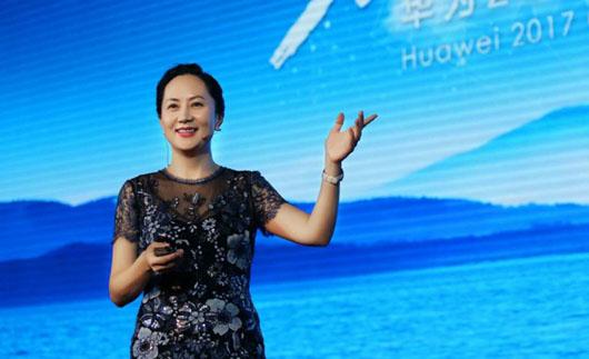 Who is Huawei CFO Meng Wanzhou? 'Princess Meng' is Chicomm royalty