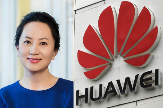 U.S. strikes: Huawei CFO was arrested as Trump and Xi met for dinner in Buenos Aires