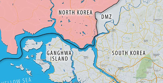 Two North Korean incursions in 5 days after Seoul agreed to relax security