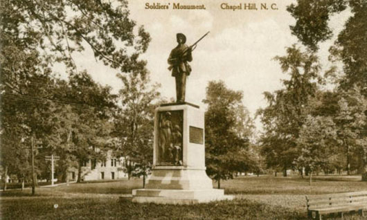 UNC faculty members, in letter to parents, support Silent Sam strike