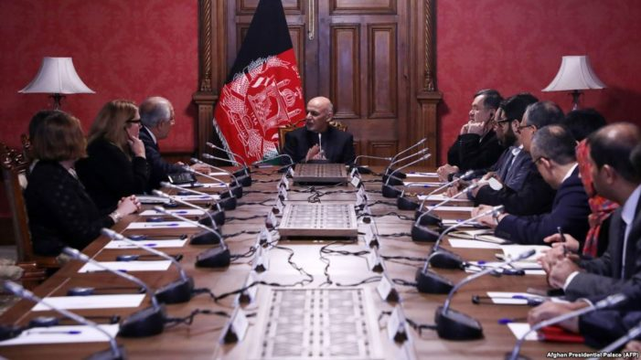 Report: U.S., Taliban agree in principle to peace 'framework'