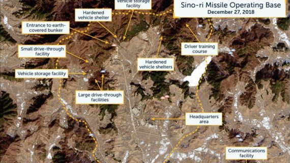 No 'peace treaty' please: 'Love', nukes and missile fatigue on the Korean peninsula