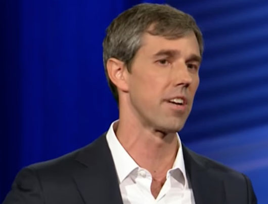 Report: Beto O'Rourke once voted to kick low income constituents out of the barrio