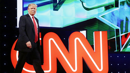 Left privilege: Hanson addressees the hate on CNN screens worldwide