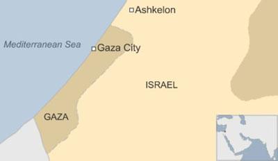 Israel strikes Hamas targets after rocket strikes from Gaza