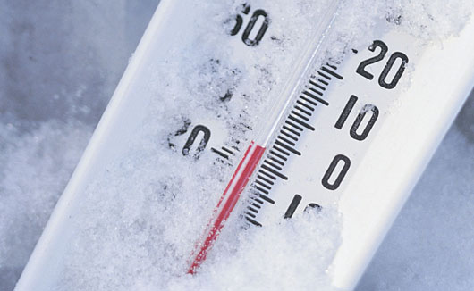 Bogus? NY Times claims current 'polar vortex' is evidence of global warming