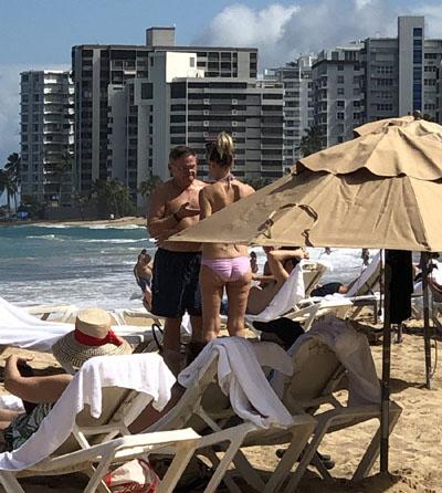 Unreported: 30 Democrats' shutdown junket to Puerto Rico
