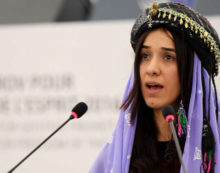 GREATEST HITS, 1: Media silence as gang rape survivor from northern Iraq wins Nobel Peace Prize