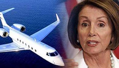 Documents reveal Pelosi's record of pricey travel at taxpayer expense