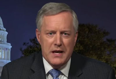Meadows: If Obama could send money to Iran, Trump can find money for wall