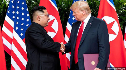 Tensions building as summit looms: High stakes for Trump, Kim, CIA, China