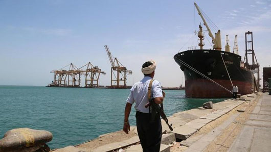 UN: Fuel illegally shipped from Iran is financing Houthis' war in Yemen