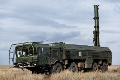 Citing Russia's 'material breach', U.S. sets formal withdrawal from INF treaty