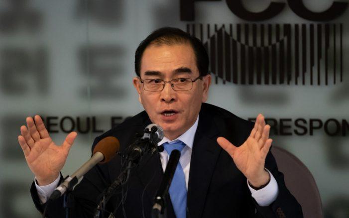 A North Korean defector's advice for Trump's Korea 'Doctrine'