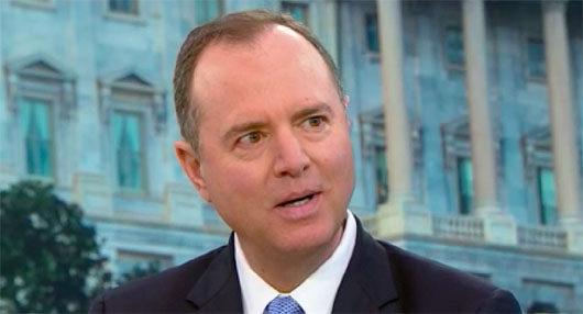 Report: Schiff seen rubbing elbows with GPS's Simpson in Aspen