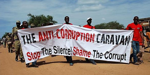 Global index finds corruption eroding democratic institutions; U.S. drops out of top 20 least corrupt