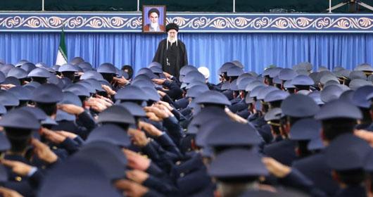 Iran's Khamenei clarifies: 'Death to America' means Trump, Pompeo, Bolton