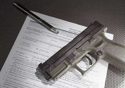Democrats give illegals a pass on gun background checks