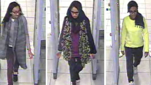 ISIS teen bride hopes for 'sympathy,' seeks return to UK