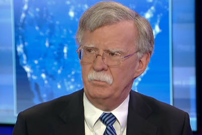 Conflicting reports in Seoul about Bolton's pre-summit visit; Trump firm on sanctions