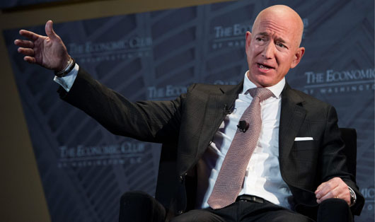 Jeff Bezos Charitable Fund