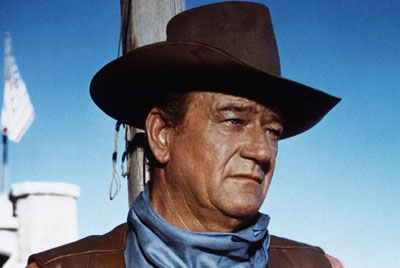 Back to the future: Critics connect John Wayne's 1971 comments to none other than Donald Trump