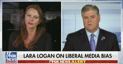 Lara Logan names names: 'They're going to come after me'