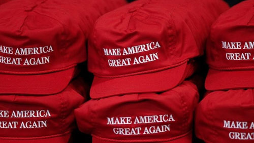 Columnist: 'Tolerant' Left inciting hatred against those wearing MAGA hats