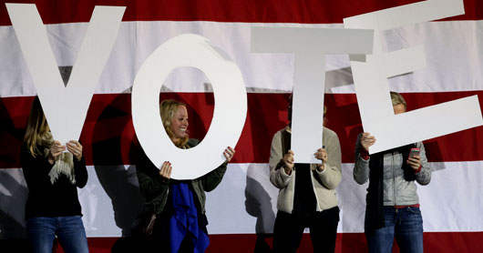 Millennials gaining dominant electoral clout boosted by immigrants