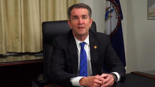 'Virginia is for haters?' Governor's approval rating with Democrats holds firm at 50