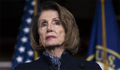 Pelosi threat: A Democrat president could declare national emergency for gun control