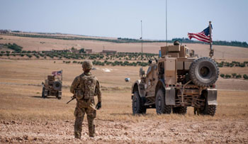 U.S. contingent to remain in Syria after delayed withdrawal