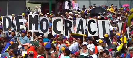 Courage: Protests erupt in Cuba as freedom fight surges in Venezuela