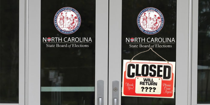 Scrutiny of NC voting data raises questions that remain unanswered