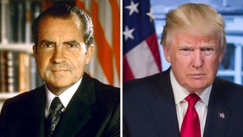 Richard Nixon's words of advice for Donald Trump about both Koreas