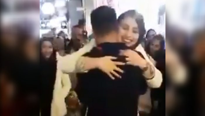 Iranian couple arrested after shopping mall marriage proposal